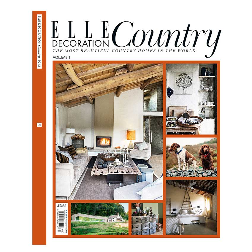 Elle Decoration Country Volume 1 Elle Decoration Uk