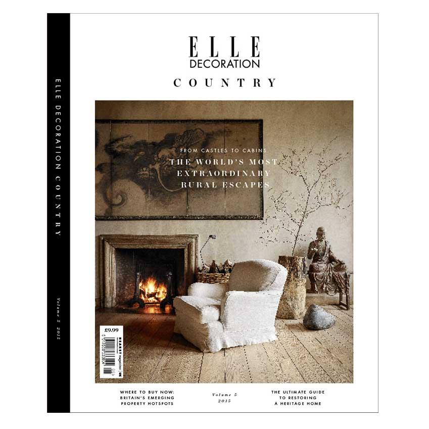Elle Decoration Country Volume 5 Elle Decoration Uk