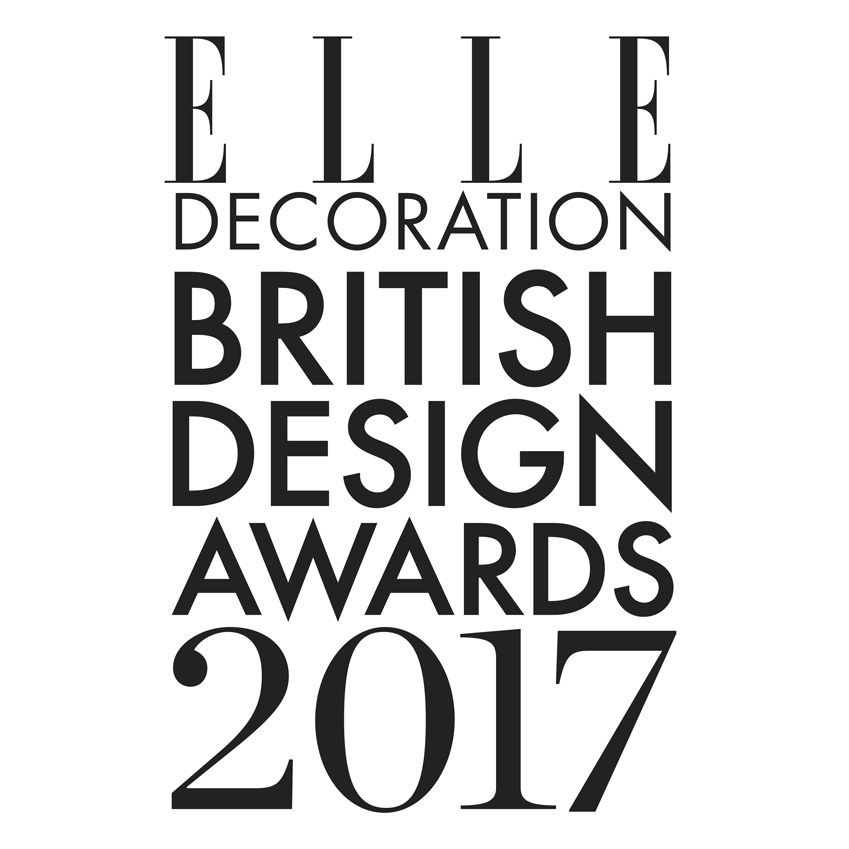 The british design awards 2016 elle decoration uk for Elle decor logo