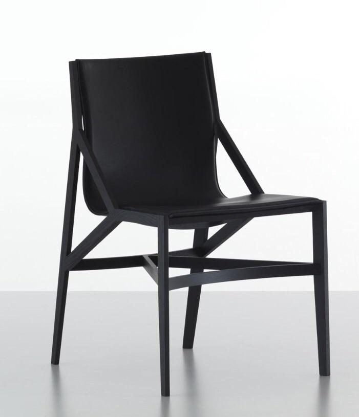 The Pilotta chair, designed in 2007 by Rodolfo Dordoni for Cassina.