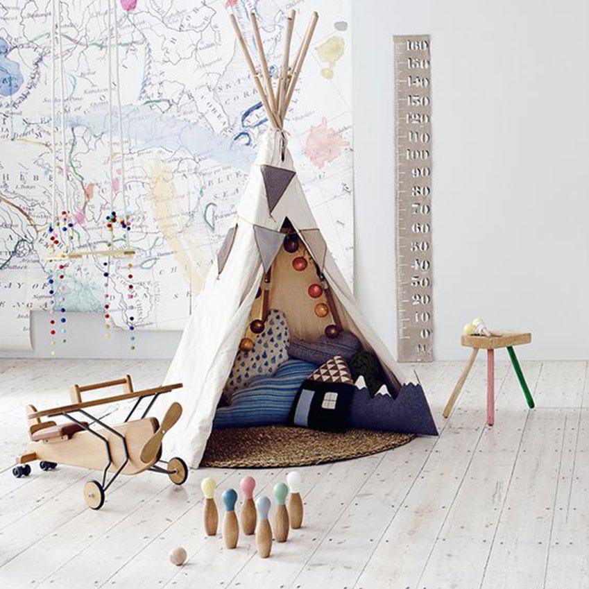 Children s rooms elle decoration uk for Elle decoration uk