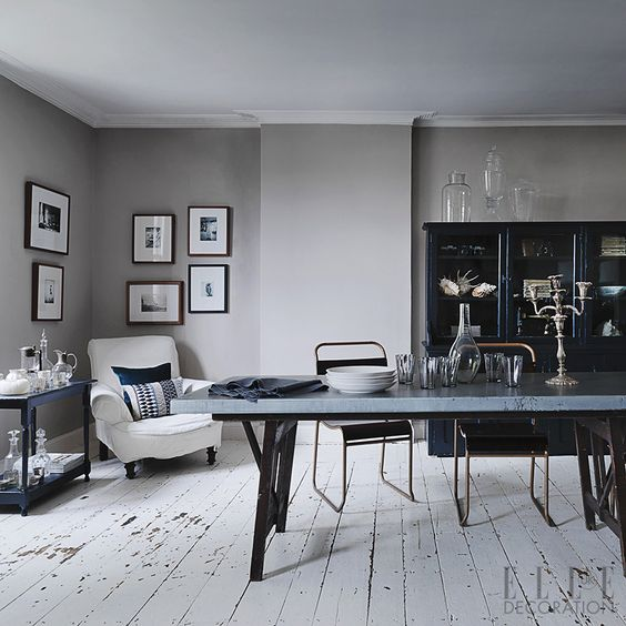 Colour Dove Grey Elle Decoration Uk