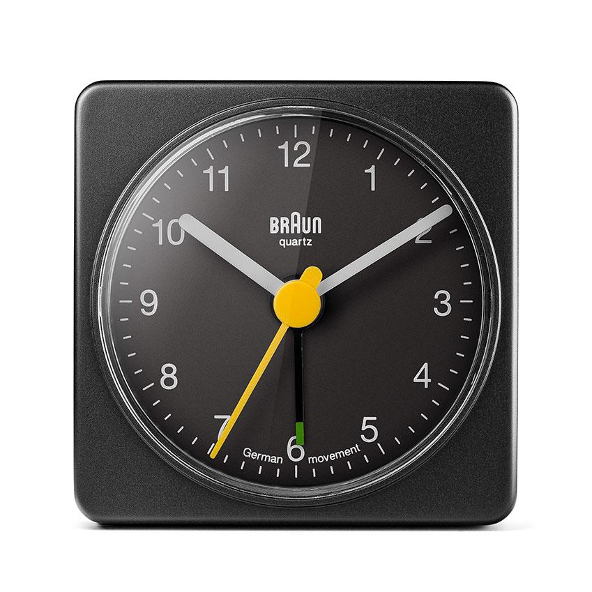 The Design Classic 'BNC002' clock, £20, Braun