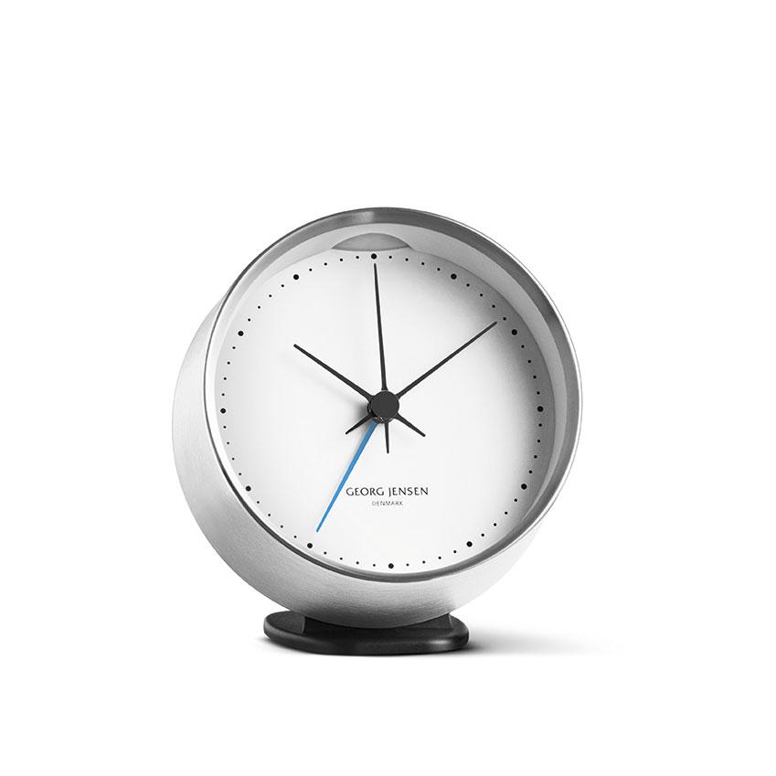 The Investment Piece 'Koppel' clock, £90, Georg Jensen