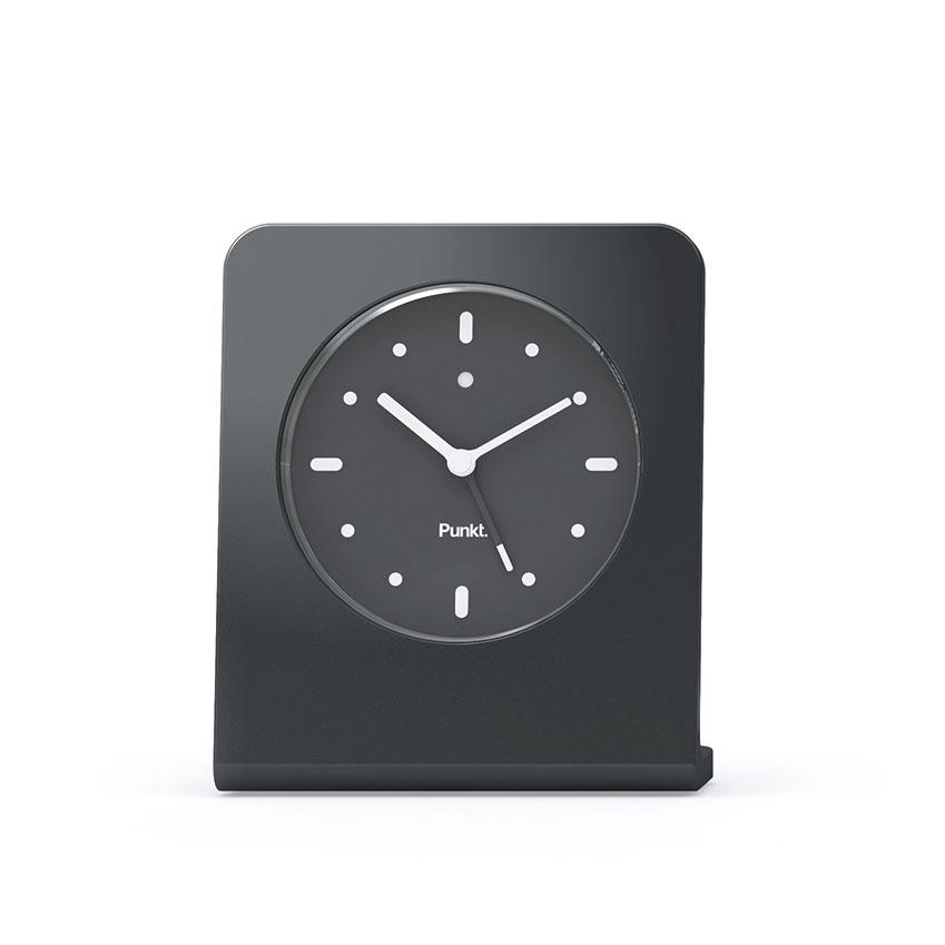 The New Design Icon 'Punkt' clock, £115, Jasper Morrison