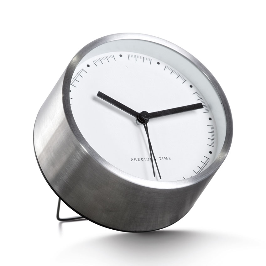 The Beautiful Basic 'Aurelia' clock, £15, Made.com