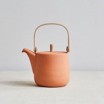 'Terracotta' teapot, £90, Sue Pryke