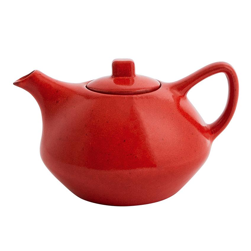 The High Street Hit 'Castell' teapot, £35, Habitat