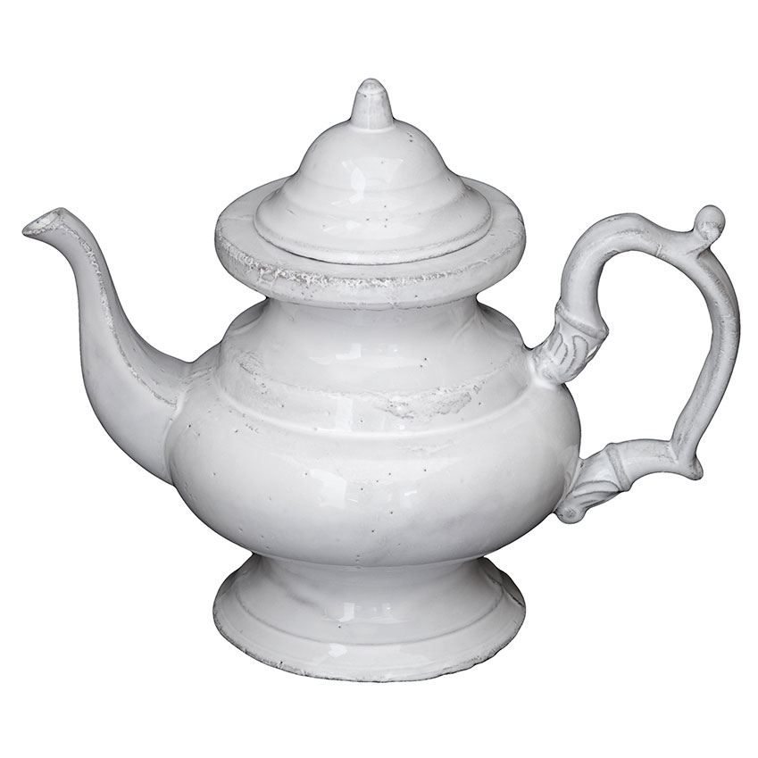 The Investment Piece 'Istanbul' teapot by Astier de Villatte, £225, Liberty