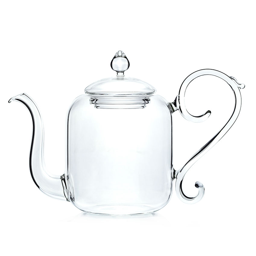 Or Blow the Budget 'Beaux Arts' teapot, £232.83, Mariage Frères