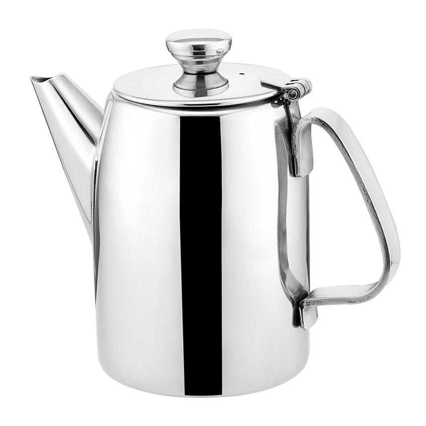 The Beautiful Basic Stainless steel coffee pot, £11.99, Wayfair