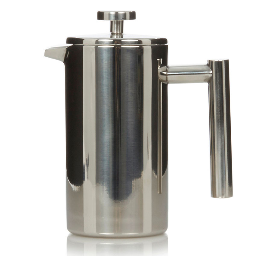 The High Street Hit 'Double Walled' cafetiere, £12, George Home
