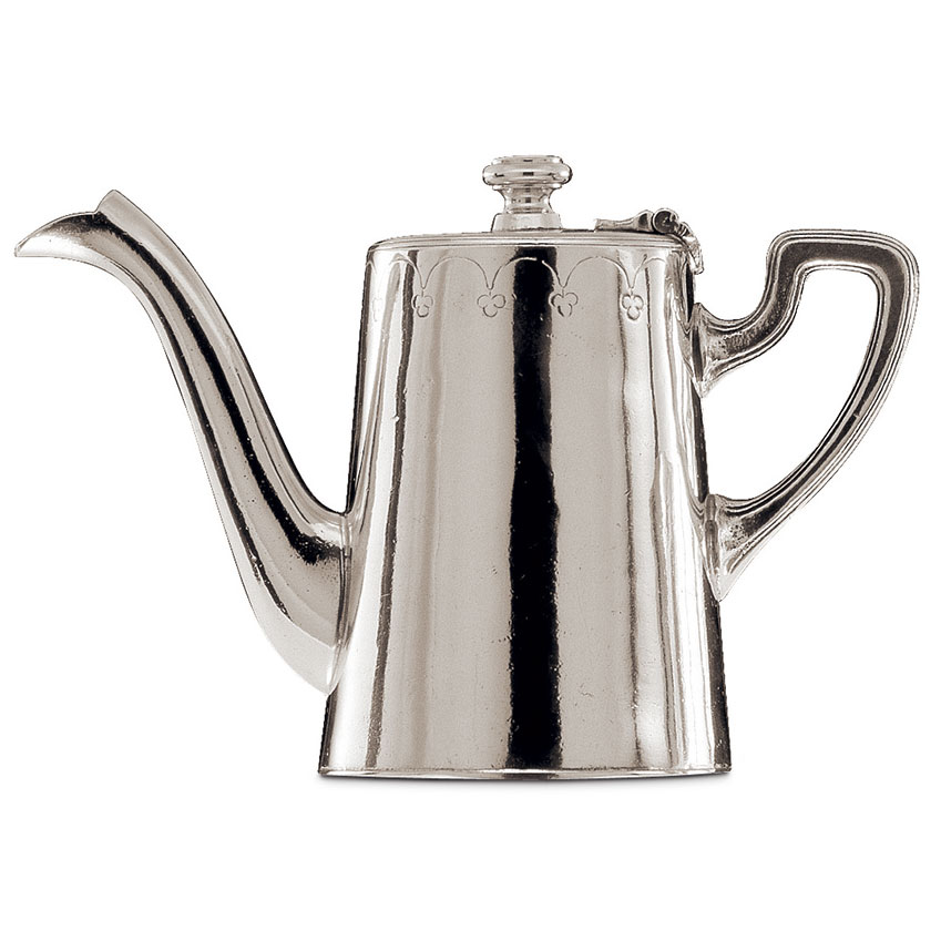 The Investment Piece 'Andrea Doria' coffee pot by Enrico Cosi & Sergio Tabellini, £149, Cosi Tabellini UK