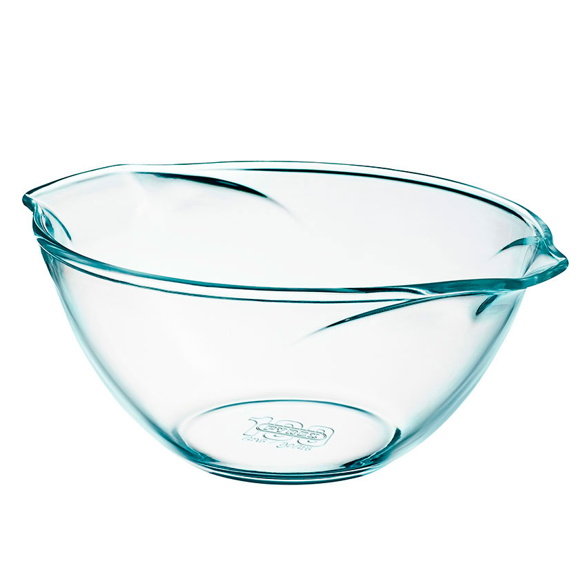 The Beautiful Basic 'Vintage' mixing bowl by Pyrex, £9.95, John Lewis