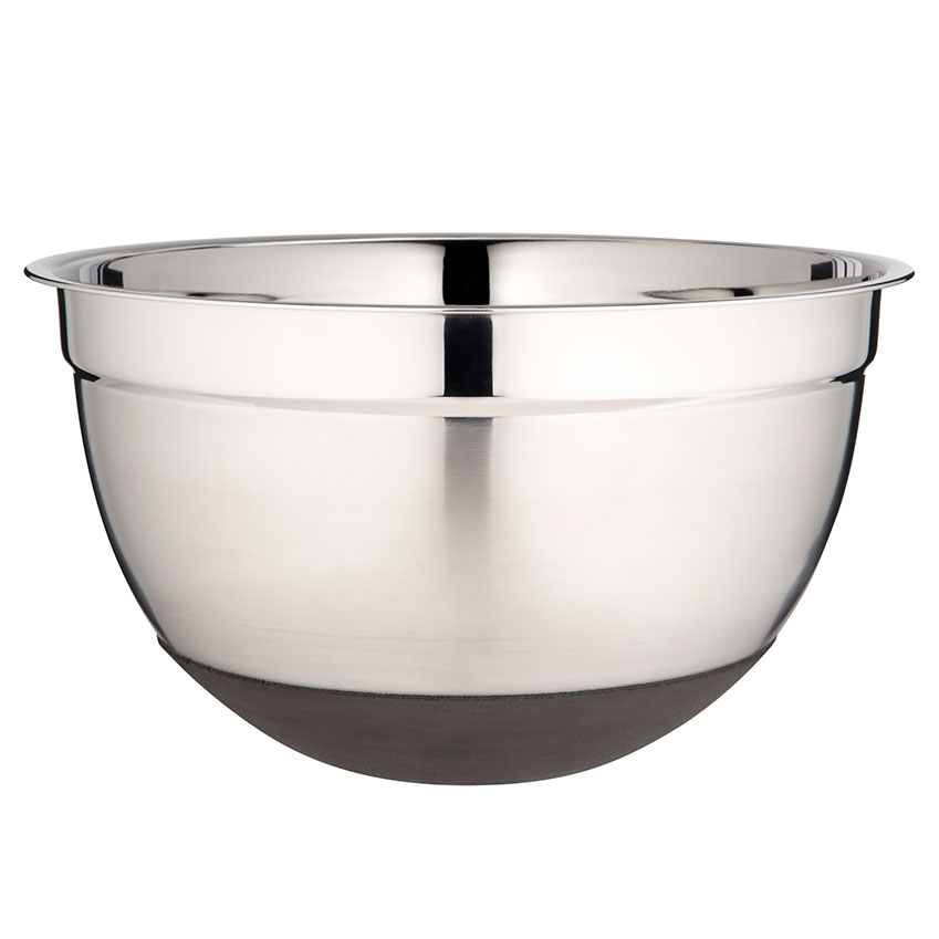 The High Street Hit Stainless steel mixing bowl, £8, Waitrose