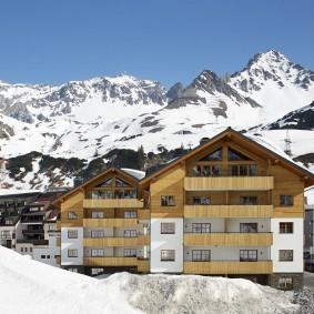 Chalet Arlberg 1