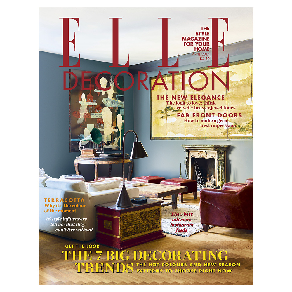 april2017 elle decoration uk - Elle Decor