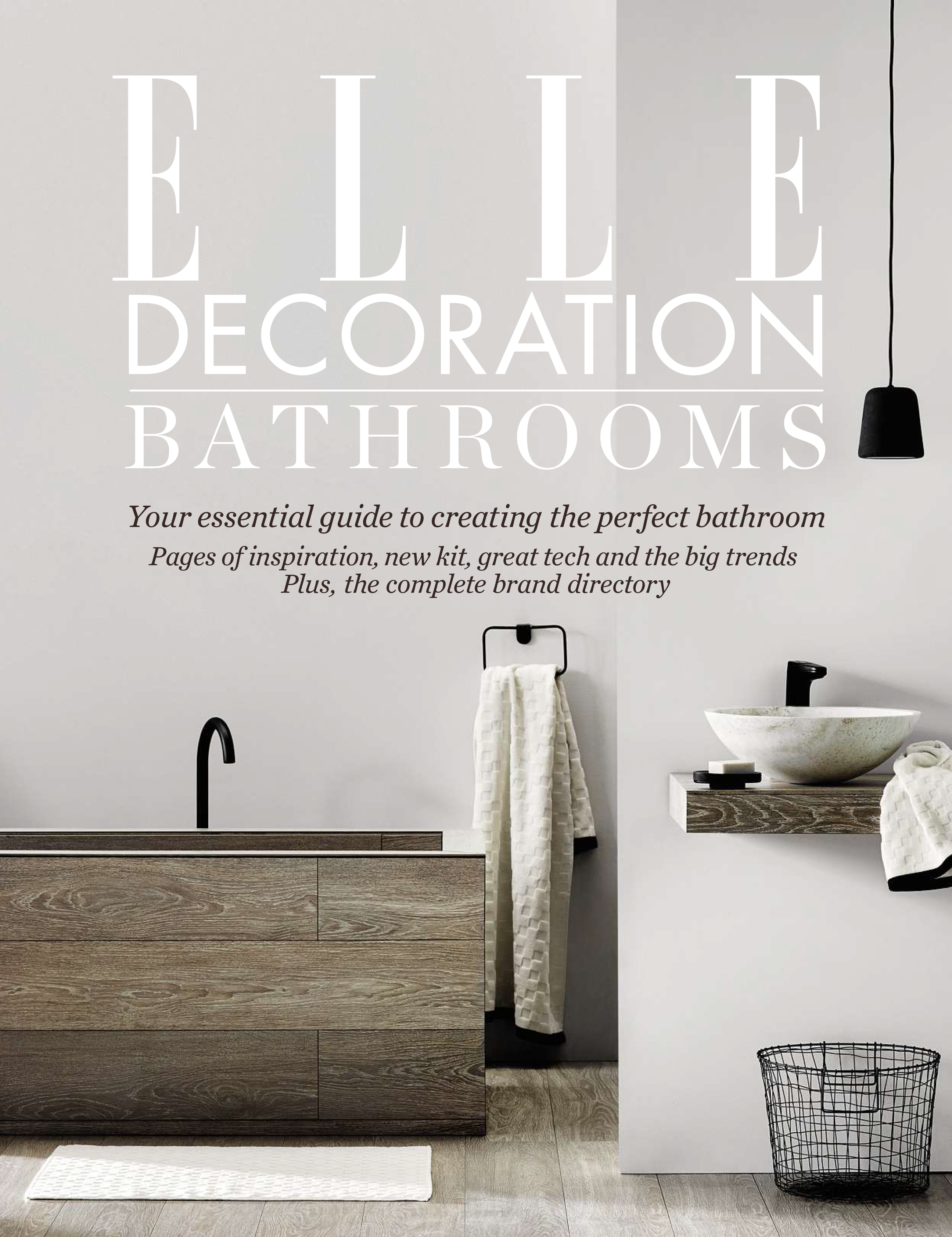 Interior Elle Decor Bathrooms elle decoration bathrooms volume 1 uk 1