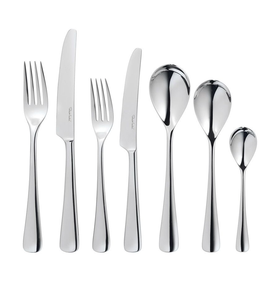 Robert Welch's 'Malvern' 56-Piece Cutlery Set, £195, House of Fraser