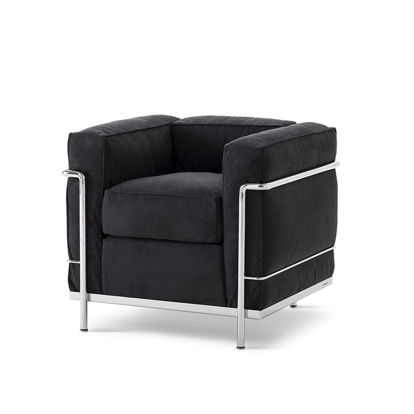 Classic Design The Lc2 Armchair Elle Decoration Uk
