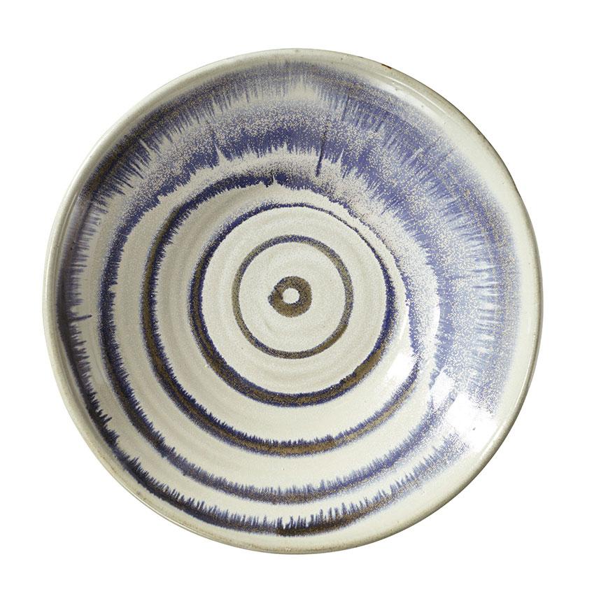 'Monrovia' decorative plate, £76, OKA