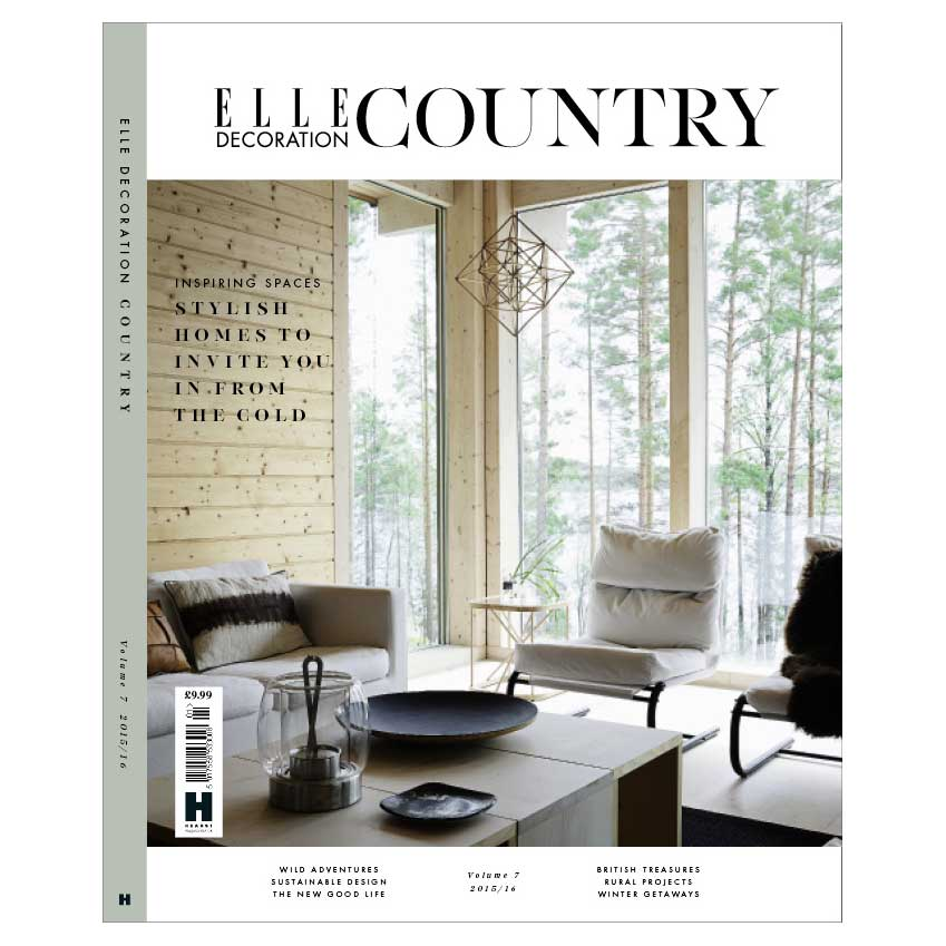 Elle decoration country volume 7 elle decoration uk Beautiful bathrooms and bedrooms magazine