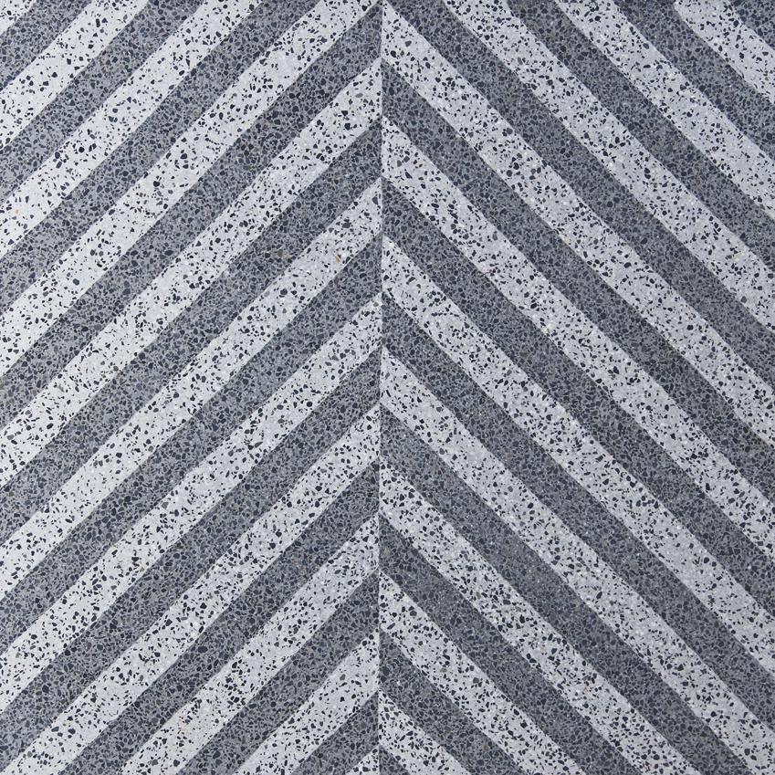 'Tweed' granite, cement and marble terrazzo tile, £222 per sq m, Lindsey Lang (lindseylang.co.uk)