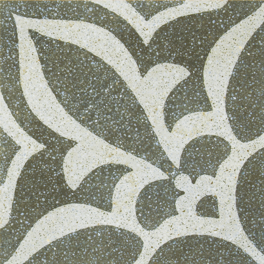'Mod Terrazzo' porcelain tiles £90 per sq m, Mandarin Stone (mandarinstone.com)