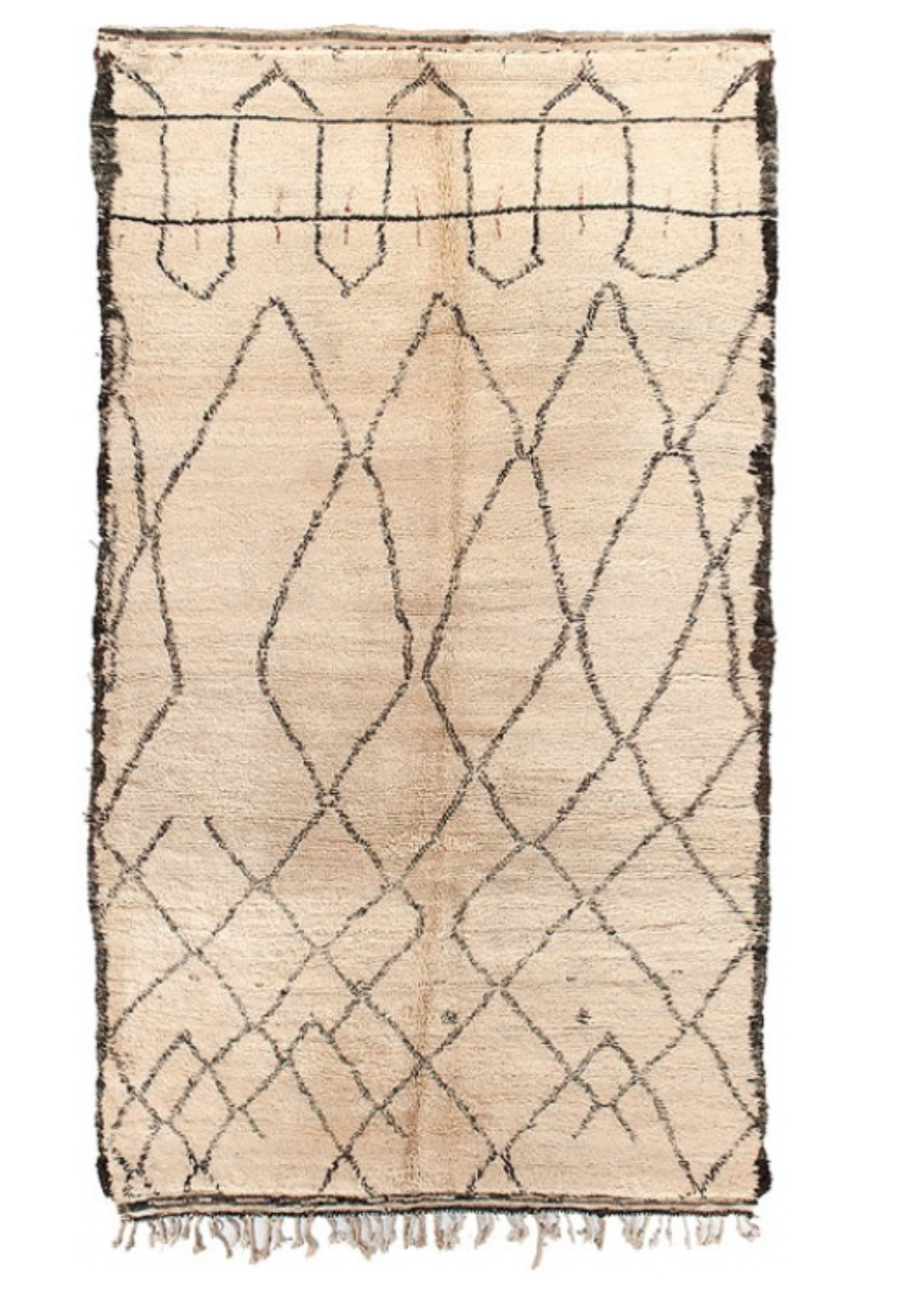 Best buys berber style rugs elle decoration uk for Best stores for rugs