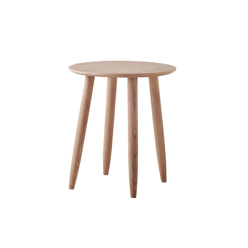 'Ardleigh' milking stool made from Elm, £95, The White Company