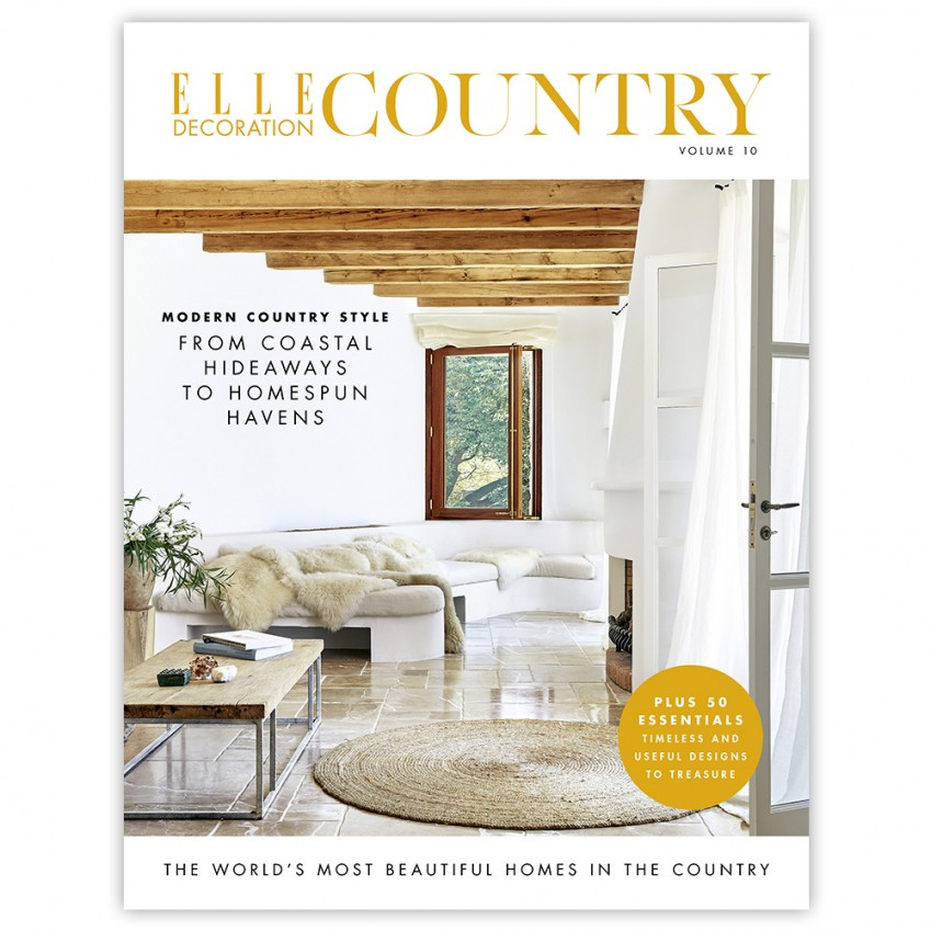 Online Home Decor Magazine: ELLE Decoration Country Volume 10