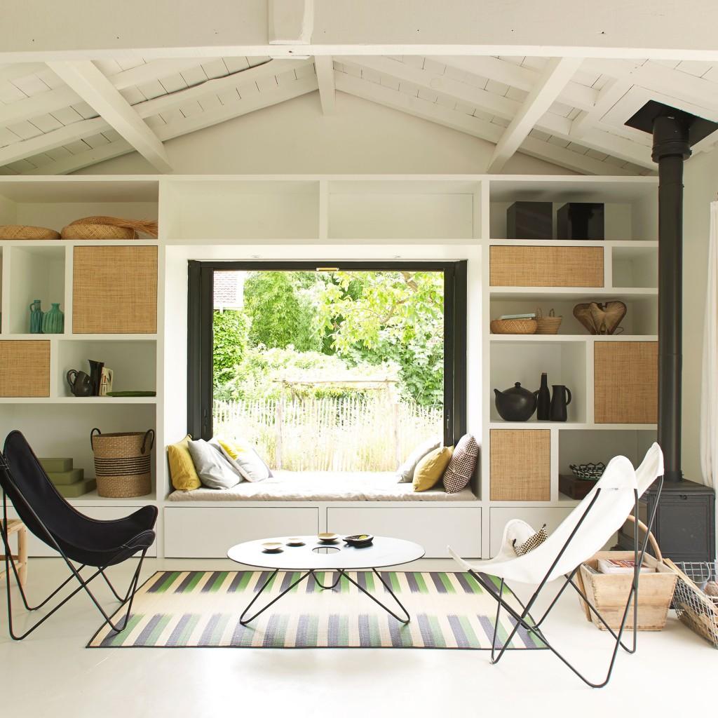 Solutions: Window Seats