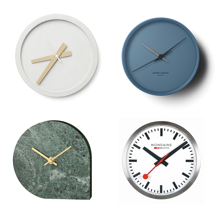 Best Buys Wall Clocks Elle Decoration Uk