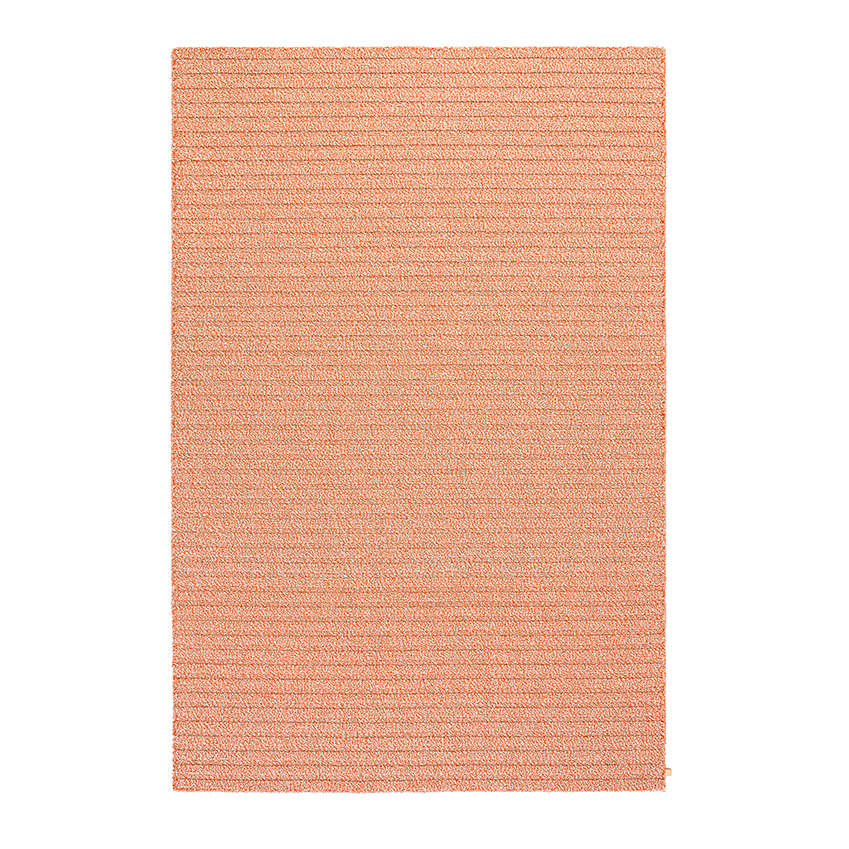 'Field' rug in Rouge, from £2,167, Kasthall