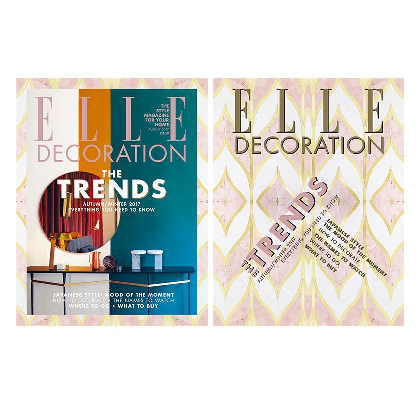 August 2017 elle decoration uk for Elle decoration uk