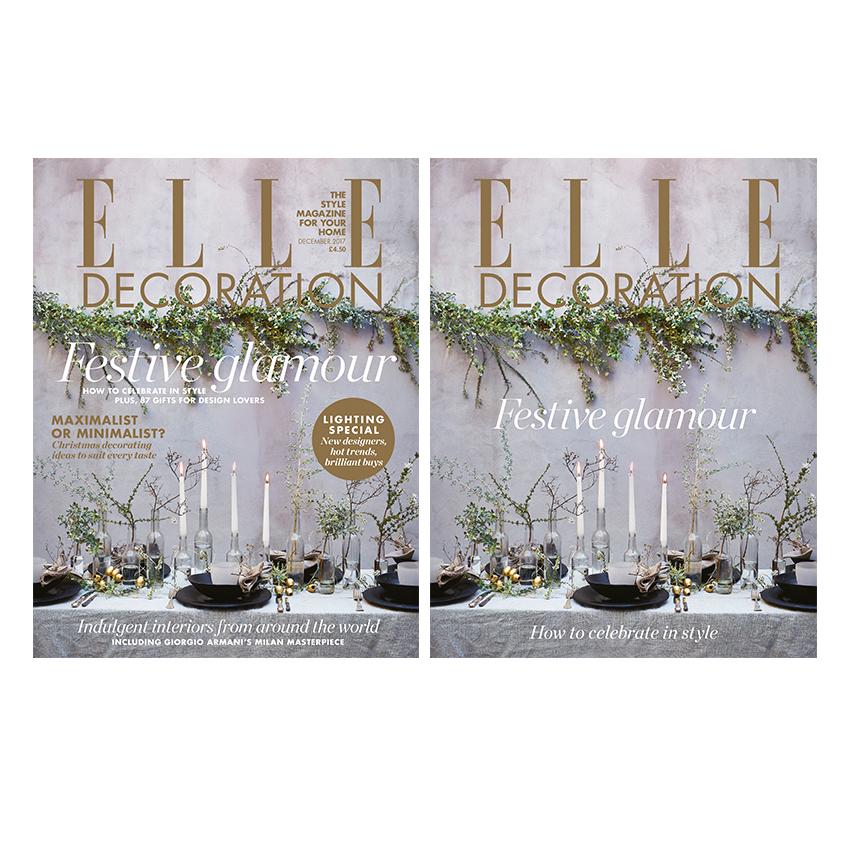 December 2017 elle decoration uk for Elle decoration uk