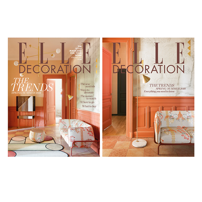 February 2018 Elle Decoration Uk