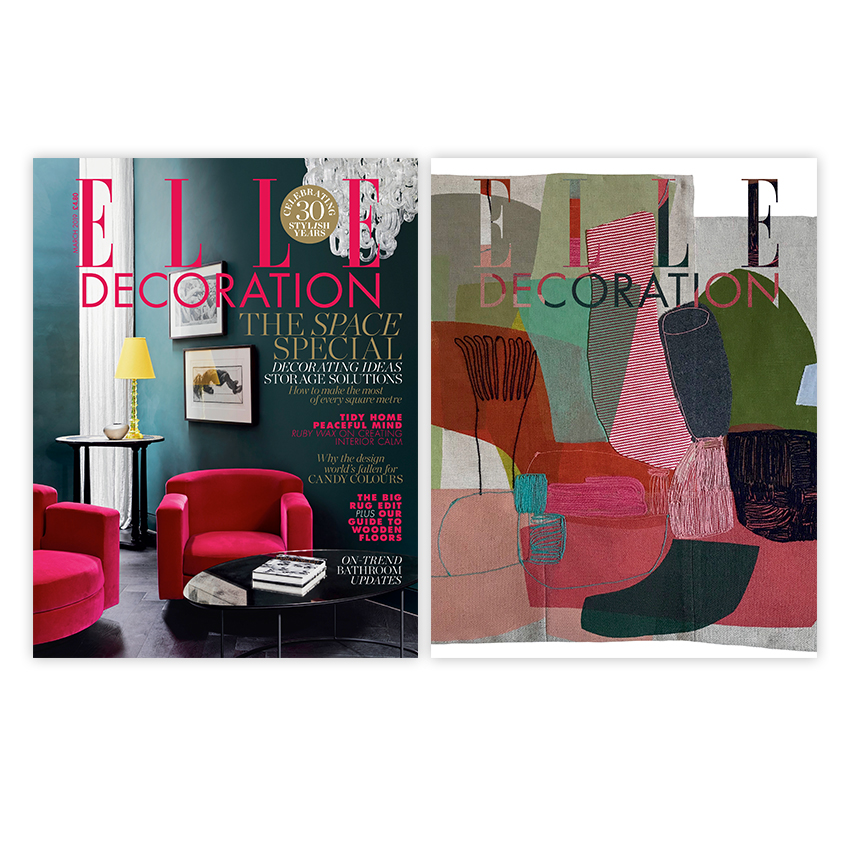March 2019 Elle Decoration Uk