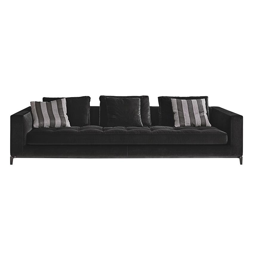 'Andersen Quilt' sofa by Rodolfo Dordoni, £8,480, Minotti (minottilondon.com)