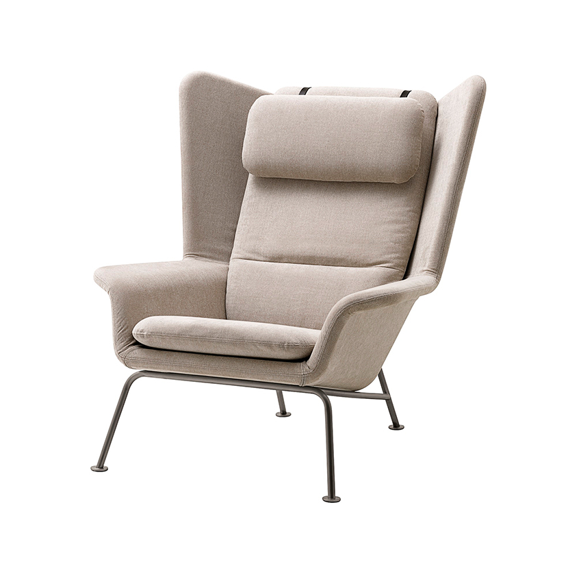 'Hamilton' armchair by Henrik Petersen, from £2,263,  Bo Concept (boconcept.co.uk)