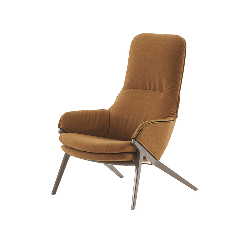 'P22' lounge chair by Patrick Norguet, £1,530,  Cassina (cassina.com)