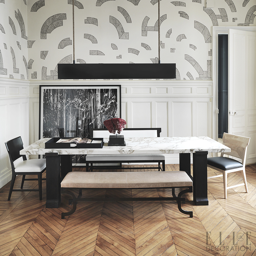 Dining Room Decoration Ideas And Design Inspiration ELLE