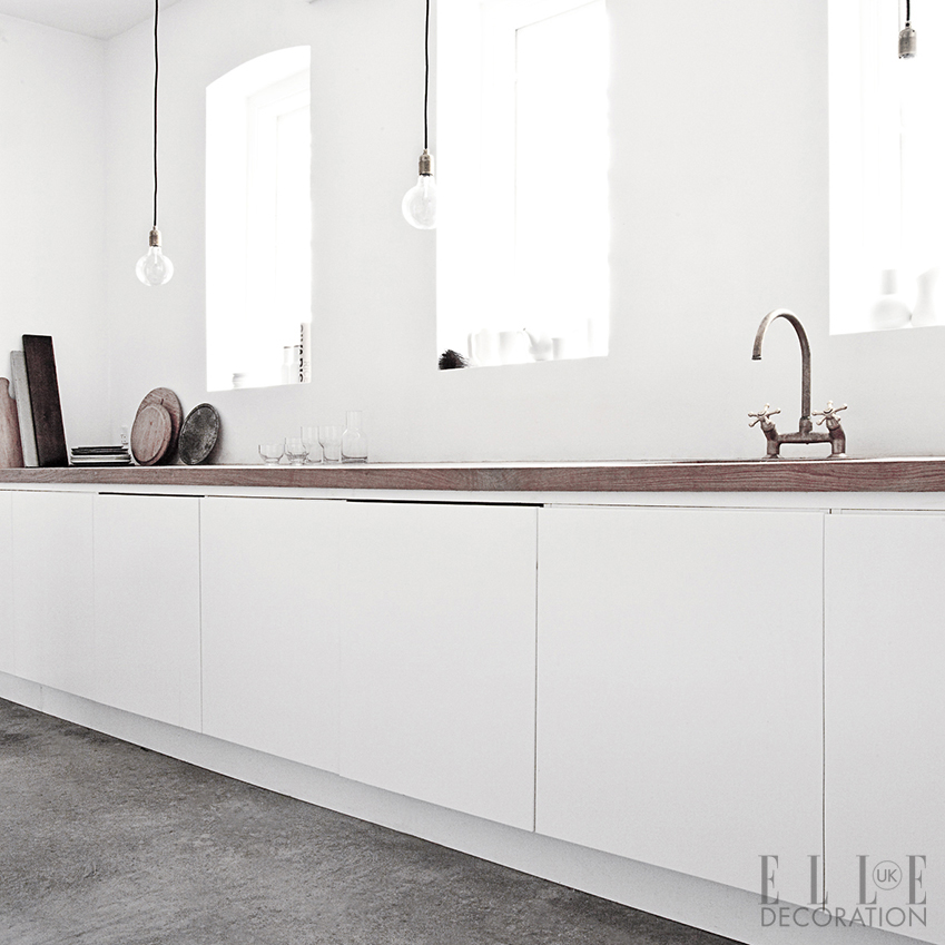 Kitchen design inspiration amp decoration ideas ELLE  : Jonas Poulsen Sept 13 copy from www.elledecoration.co.uk size 849 x 849 jpeg 362kB