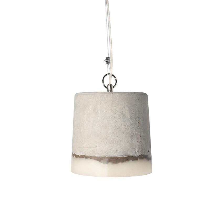 Toast S Concrete Pendant Light Elle Decoration Uk