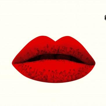 Cassandra Yap's poster for 'Gentlemen Prefer Blondes'
