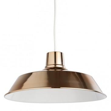 'Anneka' pendant copper lights