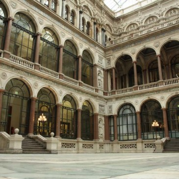 Durbar Court at the Foreign and Commonwealth Office