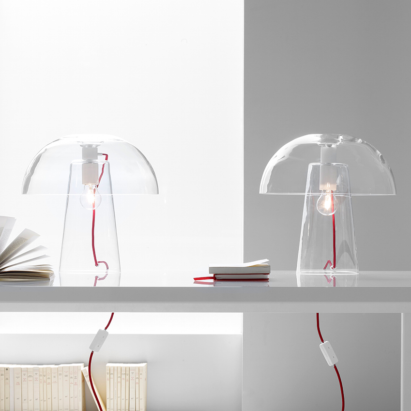 'Chantal' table light by Stephen Burks, £294, Ligne Roset (ligne-roset.co.uk)