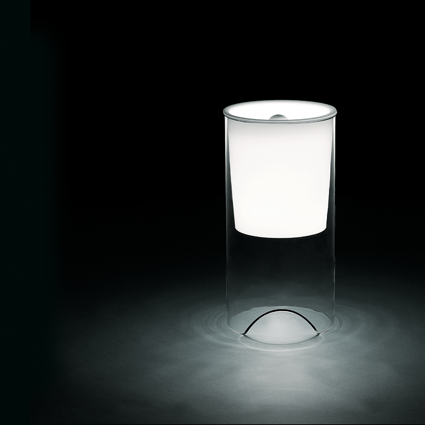 'Aoy' table light by Achille Castiglioni for Flos, £1,780, Skandium (skandium.com)