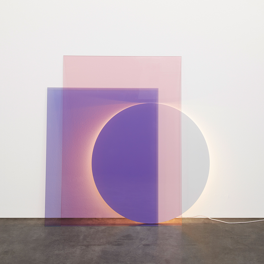 'LT04 Colour' floor light by Daniel Rybakken and Andreas Engesvik for E15, £1,368, Viaduct (viaduct.co.uk)